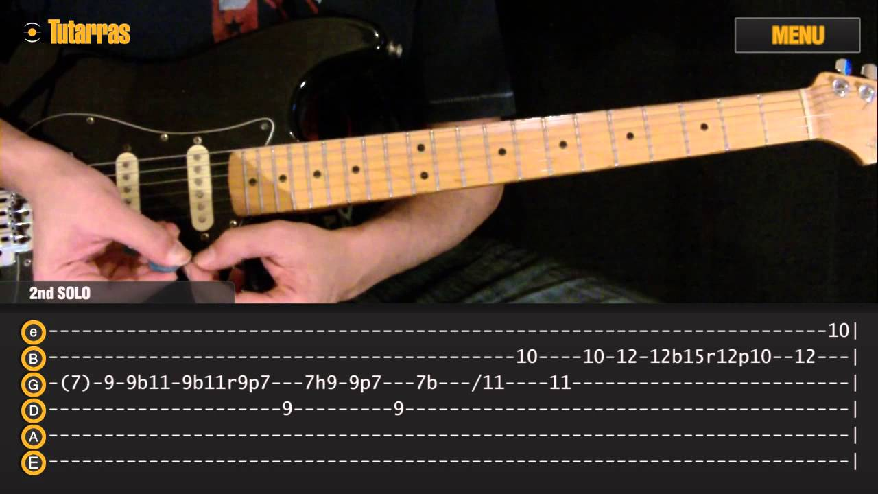 How To Play Comfortably Numb Pink Floyd Guitar Lesson Guitar